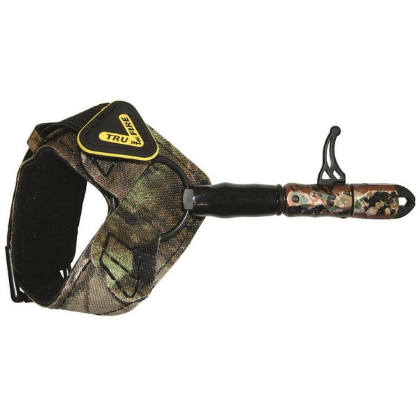 TruFire 360 Extreme Release Camouflage Buckle Foldback | Compound Release Aid