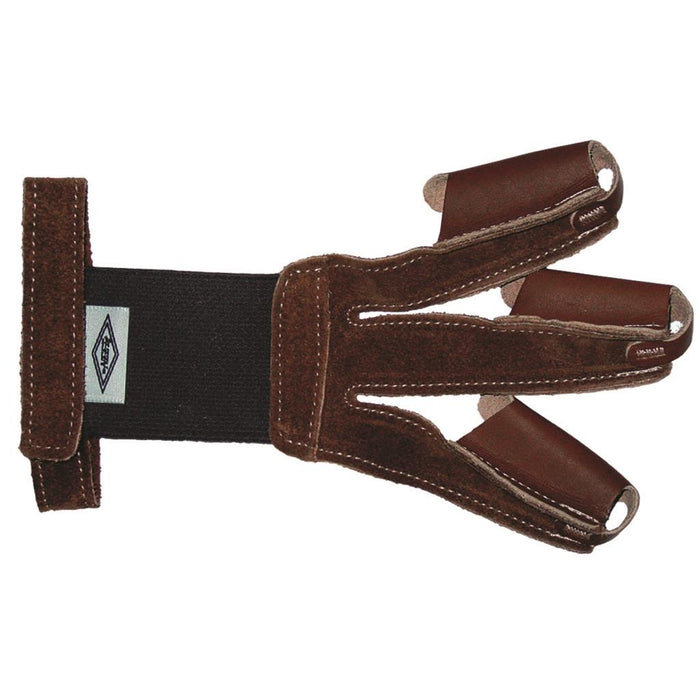 Neet FG-2L Shooting Glove Leather Tips Small