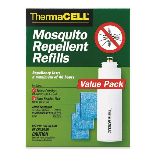 ThermaCell Repellent Refill Earth Scent Value Pack