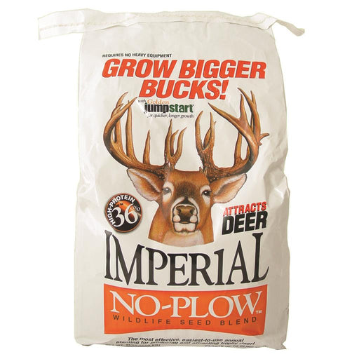 Whitetail Institute No-Plow Wildlife Seed Blend 9 lb.