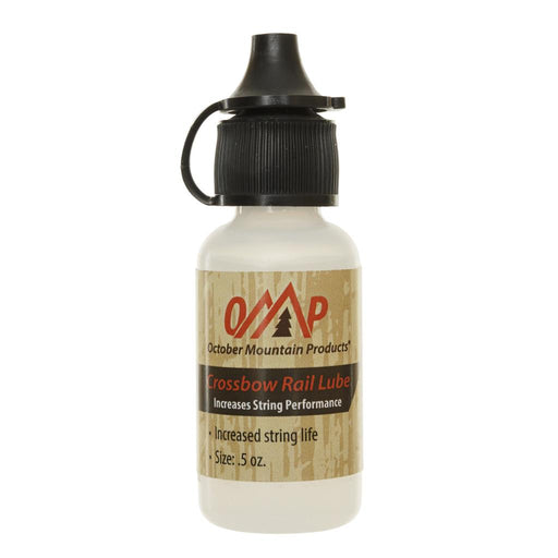 October Mountain Crossbow Rail Lube .5 oz.
