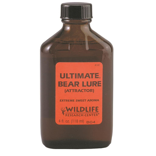 Wildlife Research Ultimate Bear Lure 4 oz.