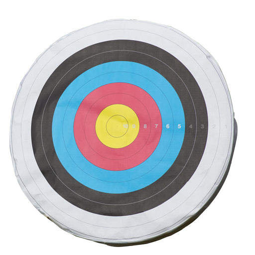 Saunders Toughenized Skirted Target Face Four Color 122 cm.