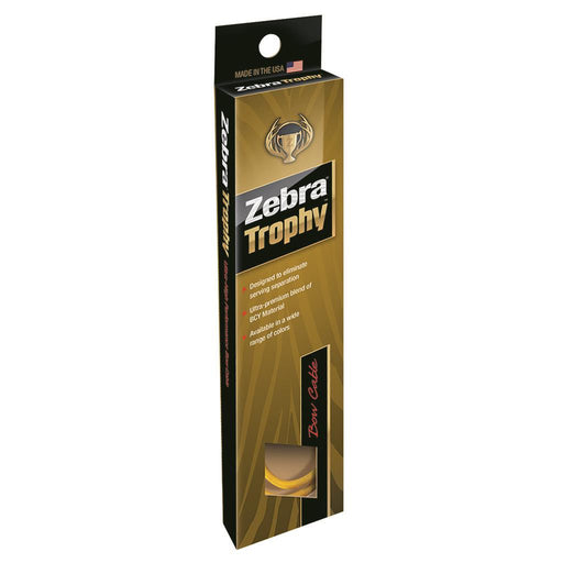 Zebra Trophy Cable MR Series Tan 30 7/8 in.
