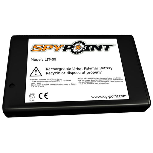 SpyPoint Lithium Battery Pack Link S/Link Dark/Link Evo/Force Dark/Solar Dark