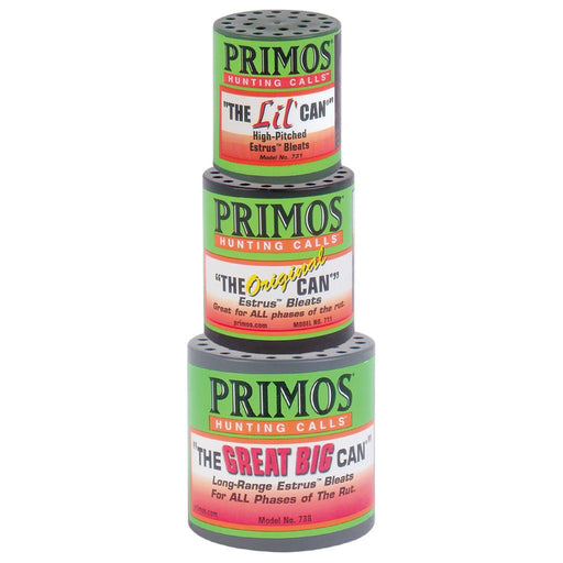 Primos The Can Call Family Pack 3 pk.
