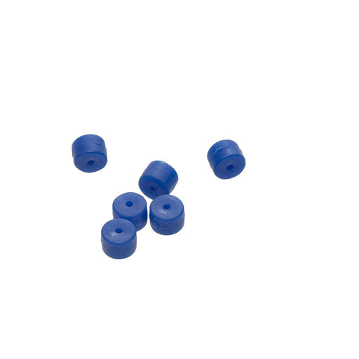 October Mountain Turbo Button 2.0 Blue 100 pk.