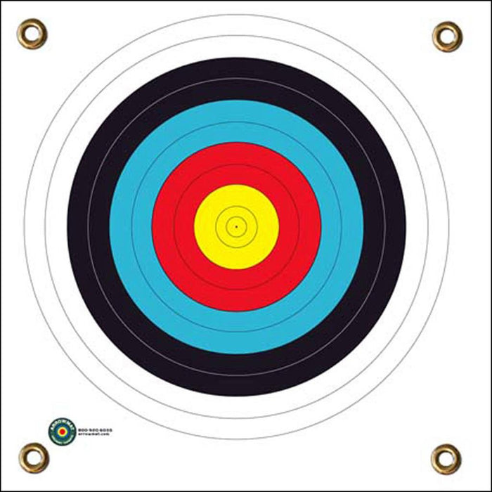 Arrowmat Foam Target Face 4 Color Round 34x34 in.
