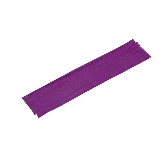 October Mountain String Silencers Purple 2 pk.