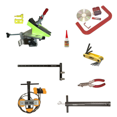 Compound Bow Tuning Kit - Pro