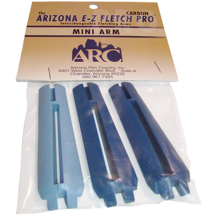 Arizona E-Z Fletch Mini Fletching Jig Arms