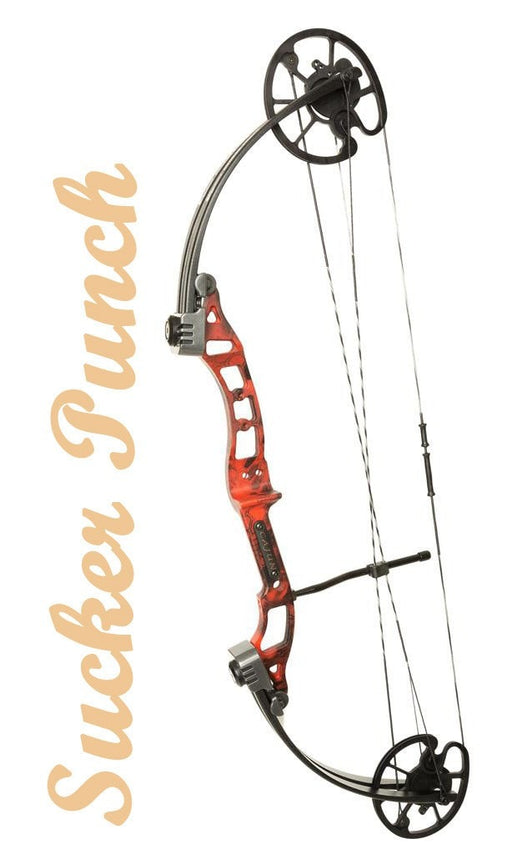 Cajun Sucker Punch Bowfishing Bow | Bare Bow
