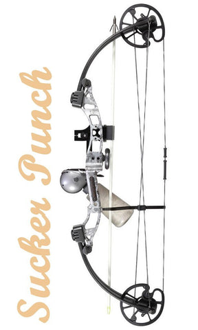 Cajun Sucker Punch Bowfishing Bow  | Bowfishing Bow Package