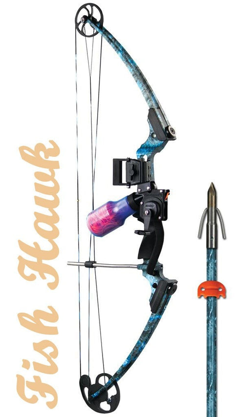 AMS Fish Hawk Bow Kit - Bowfishing Bow