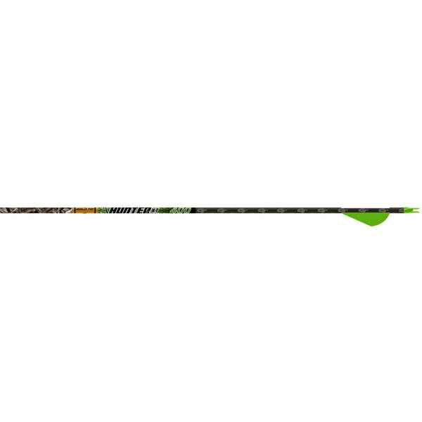 Gold Tip Camo Hunter XT Arrows Raptor Vane 6 pk. | Hunting Arrows