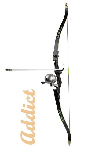 Muzzy Recurve Bowfishing Kit 40 lb. RH | Bowfishing Bow Package