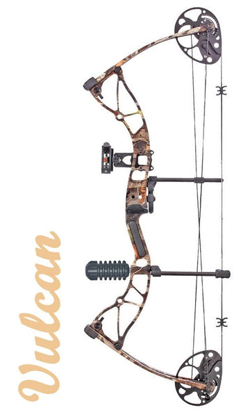 SA Sports Vulcan Compound Bow Package