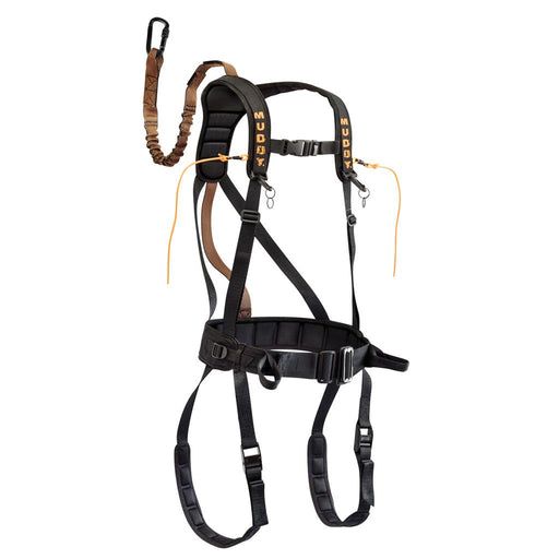 Muddy Safeguard Harness Black Small/Medium
