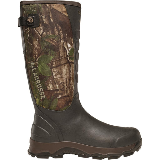 LaCrosse 4X Alpha Snake Boot Realtree Xtra Green 8