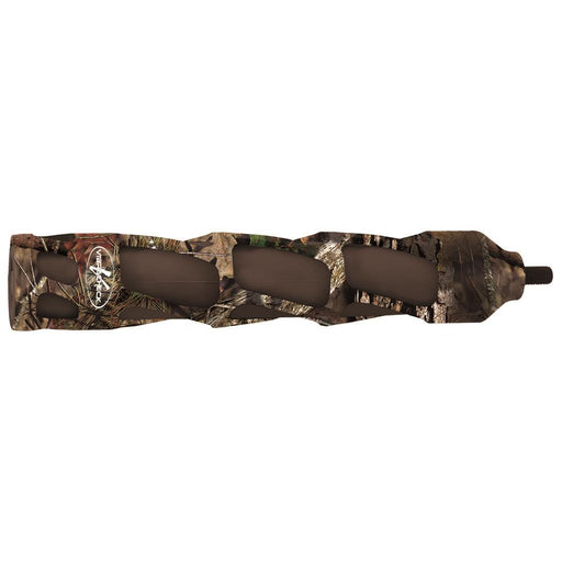 Vibracheck Spire Stabilizer Mossy Oak Country/Black 8 in.
