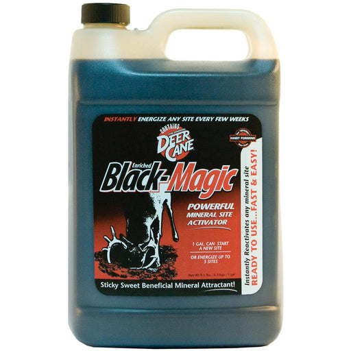 Evolved Black Magic Liquid Attractant 1 gal.