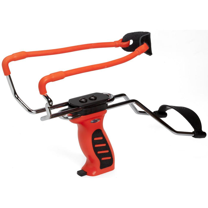 Velocity Firecat Slingshot Orange