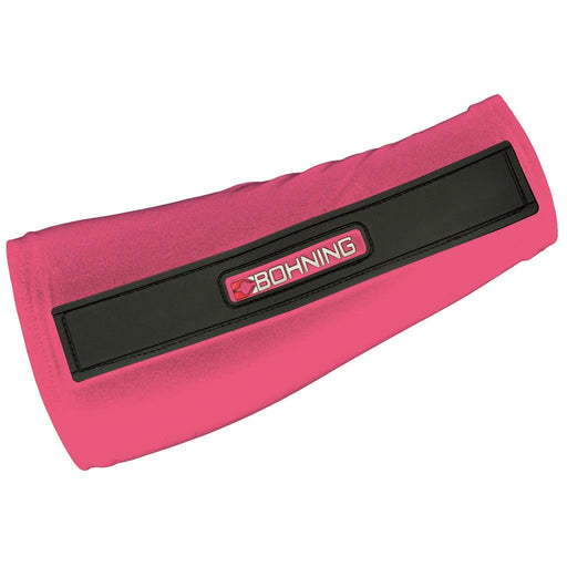 Bohning Slip-On Armguard Hot Pink Small