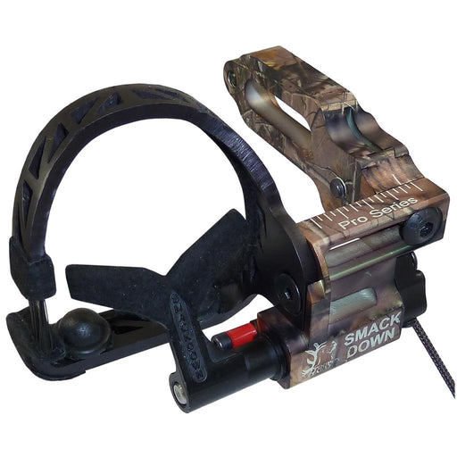 Trophy Taker Smackdown Pro Rest Realtree Xtra RH