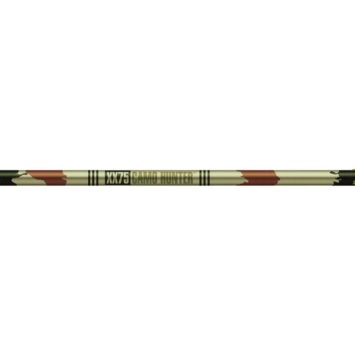 Easton Camo Hunter XX75 Shafts 2215 1 doz.
