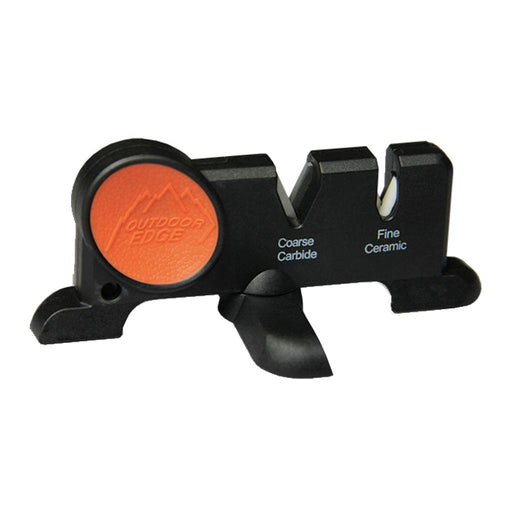 Outdoor Edge Sharp-X Knife Sharpener Black