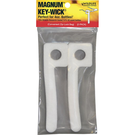 Wildlife Research Key-Wick Magnum 2 pk.