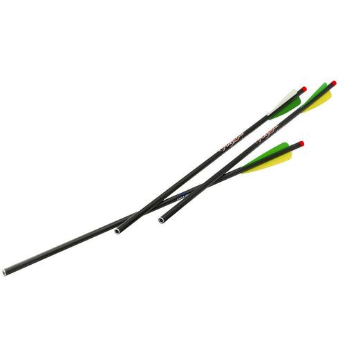 Excalibur Carbon FireBolts 20 in Illuminated Nocks 3 pk.