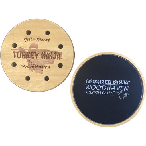 WoodHaven The Ninja Turkey Call Aluminum