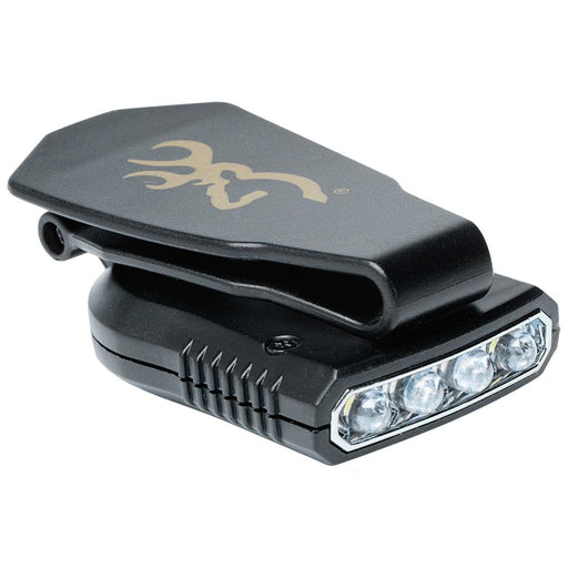 Browning Night Seeker 2 Cap Light Black