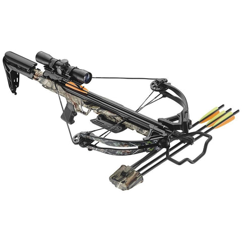SA Sports Empire Bane Crossbow Pkg. Camouflage