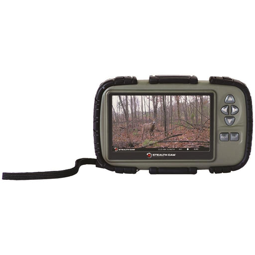 Stealth Cam SD Card Viewer 4.3 in. LCD Screen