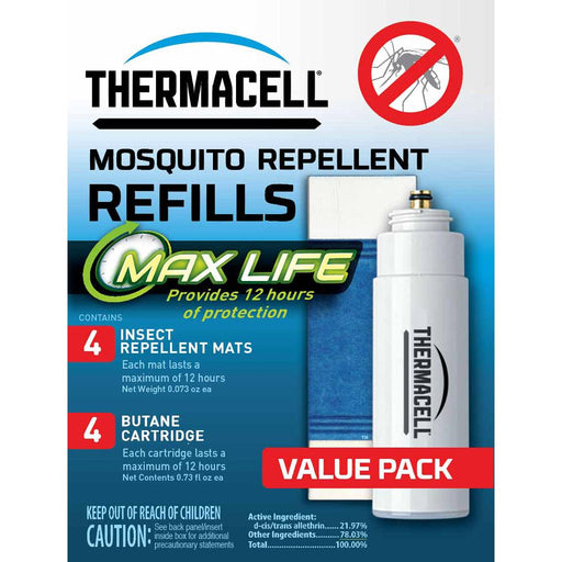 ThermaCell Repellent Refill Max Life