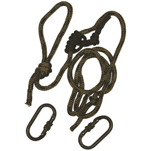 Summit Safety Line w/Dual Prussic Knots 30 ft.