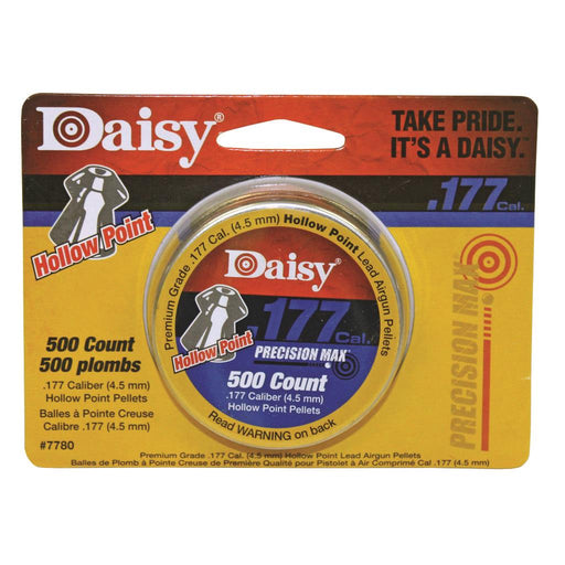 Daisy .177 Cal. Hollow Point 500 ct. Tin