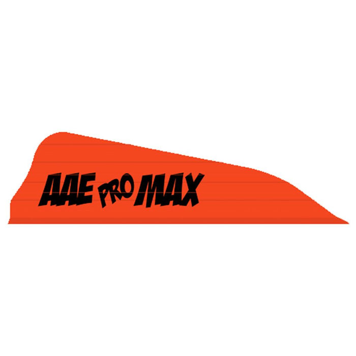 AAE Pro Max Vanes Red 1.7 in. 100 pk.