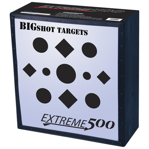 Big Shot Iron Man Extreme 500 Target 24 in.