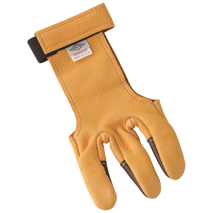 Neet DG-1H Shooting Glove Calf Hair Tips Small