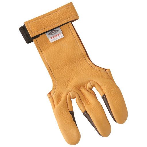 Neet DG-1H Shooting Glove Calf Hair Tips X-Large