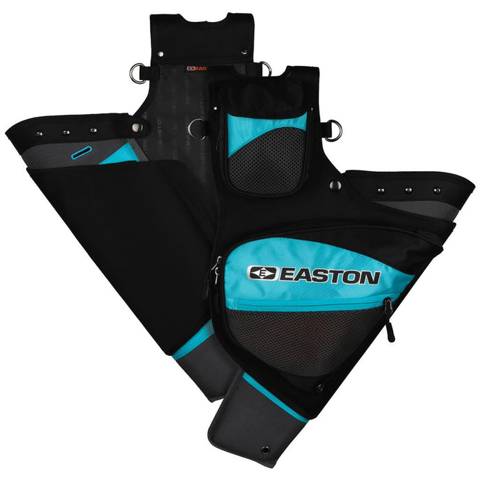 Easton Deluxe Hip Quiver Teal RH
