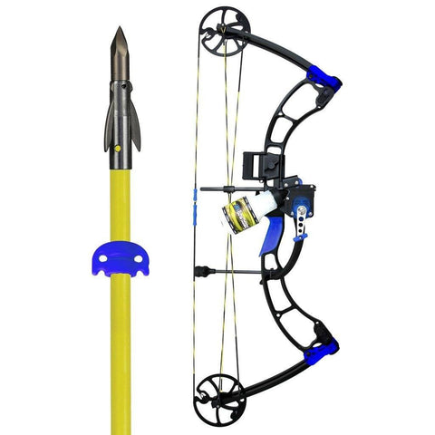 AMS E-Rad Bowfishing Bow Package