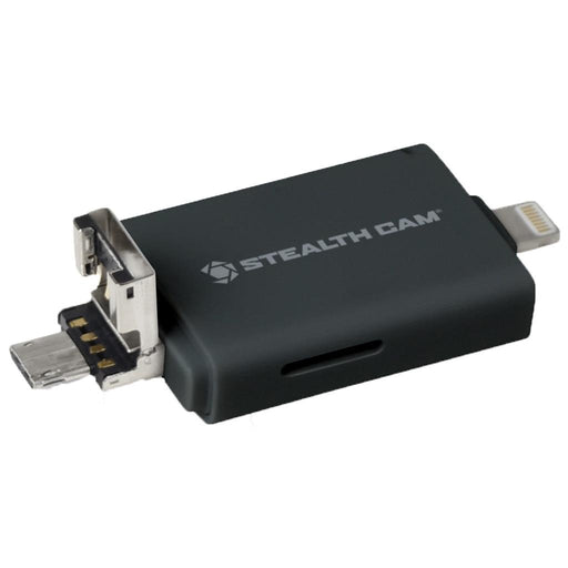 Stealth Cam Tri Card Reader