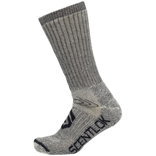 ScentLok Thermal Boot Sock Grey Medium