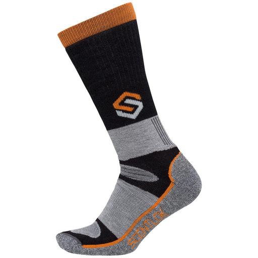 ScentLok Thermal Crewmax Sock Black Large