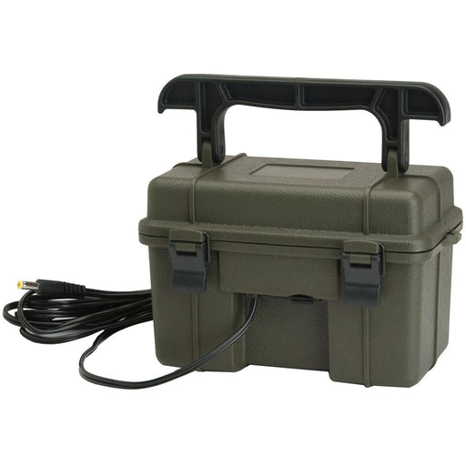 Stealth Cam 12V Battery Box