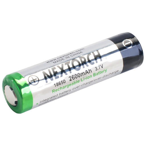 Nextorch Rechargeable Battery 2600 Mah